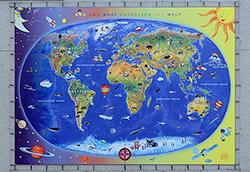 Karte der Gemeinschaftsgrundschulen